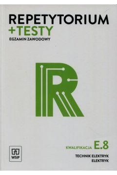 Repetytorium i testy egz. Technik elektryk E.8