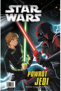 Star Wars. Powrót Jedi. Komiks na podstawie filmu