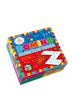 Gra Domino matematyczne dodawanie i odejmowanie
