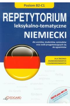 Niemiecki. Repetytorium leks.-tematyczne B2-C1