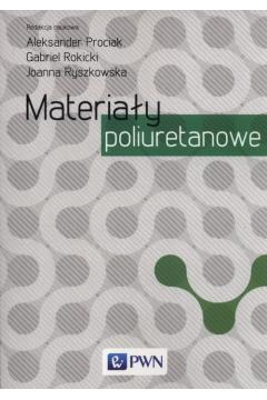 Materiały poliuretanowe