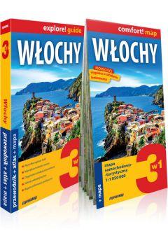 Explore! guide Włochy 3w1