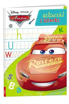Disney/Pixar Auta. Szlaczki i literki