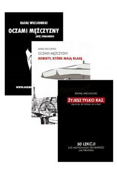 Pakiet: Oczami mężczyzny. Część 1, 2 i 3