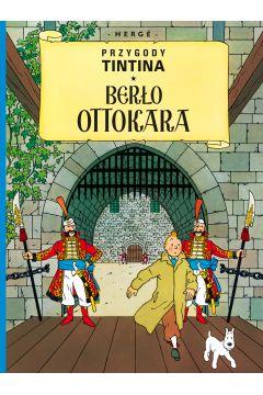 Przygody Tintina. Tom 8. Berło Ottokara