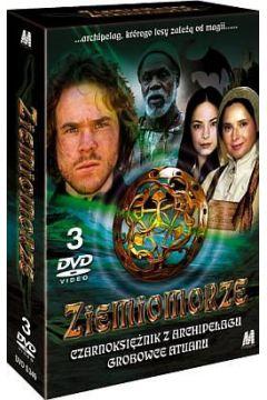 Ziemiomorze (zestaw 3 dvd) - Robert Lieberman