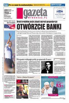Gazeta Wyborcza - Częstochowa 252/2008
