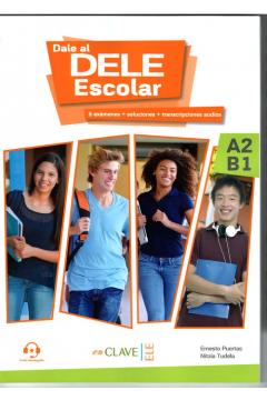 Dale al dele Escolar A2-B1 książka + online