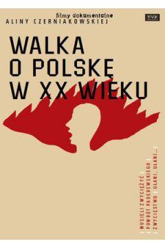 Walka o Polskę w XX wieku (zestaw 4 filmów DVD)