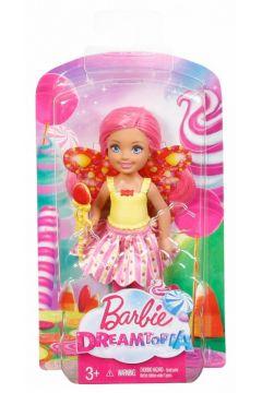Barbie Dreamtopia. Chelsea wróżka Galaretkowa
