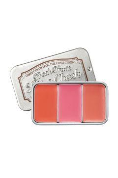 Fresh Fruit Lip & Cheek koloryzujący tint do ust i policzków 5