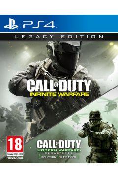 Call Of Duty Inifinite Warfare  Edycja Legacy Ps4