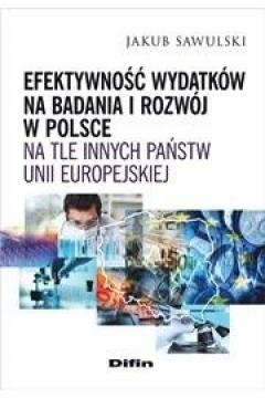 Efektywność wydatków na badania i rozwój w Polsce