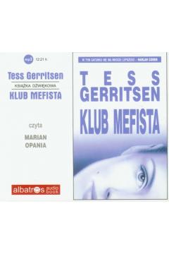 CD MP3 Klub mefista