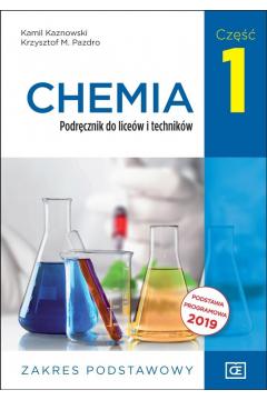 Chemia 1. Podręcznik do liceów i techników. Zakres podstawowy