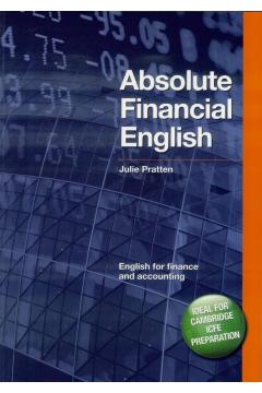 Absolute Financial English B2-C1 +CD