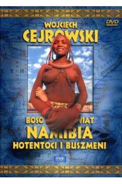 Boso przez świat Namibia DVD