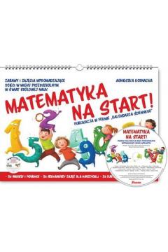 Matematyka na start! Publikacja A3 z płytą