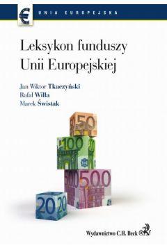 Leksykon funduszy Unii Europejskiej