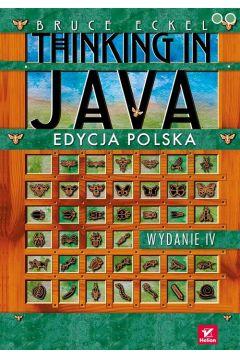 Thinking in Java. Edycja polska