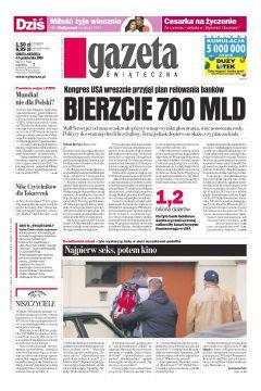 Gazeta Wyborcza - Częstochowa 233/2008