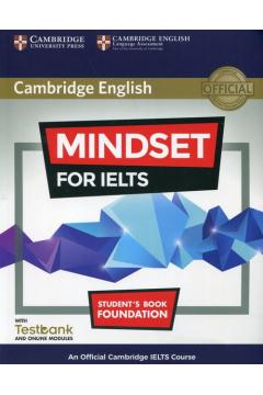 Mindset for IELTS Foundation Student
