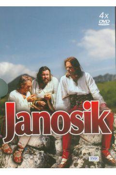 Janosik (4 DVD)
