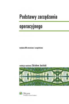 Podstawy zarządzania operacyjnego