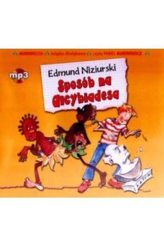 Sposób na Alcybiadesa. Książka audio CD MP3