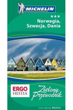 Zielony przewodnik - Norwegia, Szwecja, Dania W.I