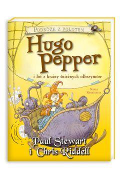 Hugo pepper I lot z krainy śnieżnych olbrzymów