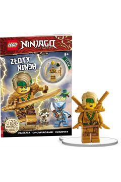 Lego Ninjago Złoty Ninja LNC-6722