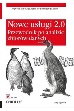 Nowe usługi 2.0. Przewodnik po analizie zbiorów ..
