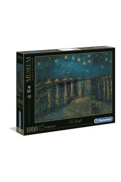 Puzzle Museum Collection  Van Gogh Starry Night on the Rhone 1000