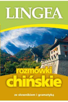 Rozmówki chińskie ze słownikiem i gramatyką wyd. 2