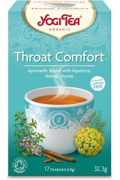 Herbatka na gardło Throat comfort