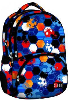 Plecak 4-komorowy Spine-Friendly Football