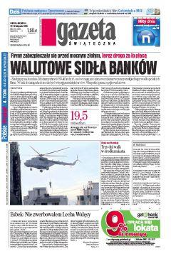 Gazeta Wyborcza - Toruń 279/2008