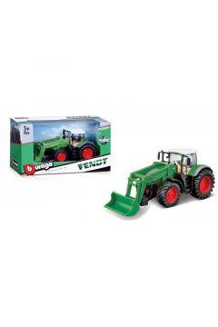 Farm Tractor Fendt 1050 with front loader BBURAGO