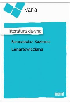 Lenartowicziana