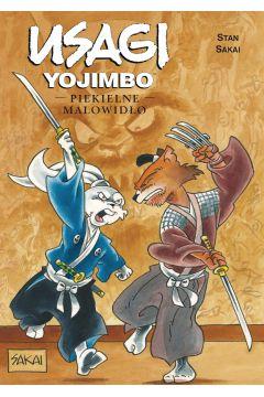 Piekielne malowidło Usagi Yojimbo Tom 31