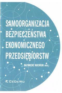 Samoorganizacja bezpieczeństwa ekonomicznego...