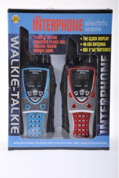 Walkie talkie na baterie 17x27x5 MC