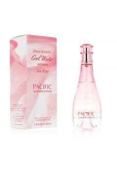 Cool Water Woman Sea Rose Pacific Summer Edition Woda toaletowa spray