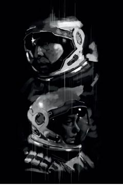 Plakat premium Interstellar