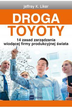 Droga Toyoty. 14 zasad zarządzania wiodącej firmy