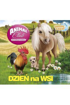 Dzień na wsi animal club wesoła kąpiel