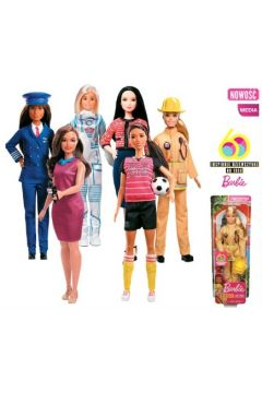 Lalka Barbie. Kariera GFX23