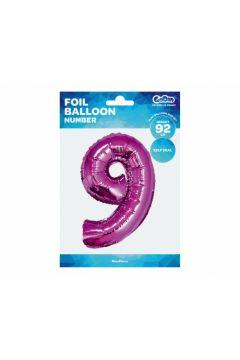 Balon foliowy Cyfra 9