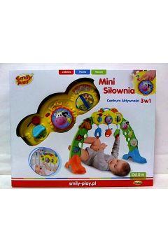 Smily Play - Mini siłownia 2w1